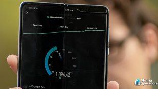5G bate recorde mundial de velocidade