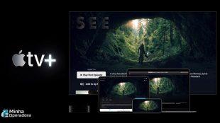 Apple TV+ estreia no Brasil com acesso em poucos dispositivos