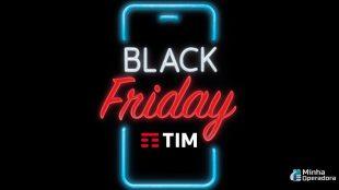 Black Friday: TIM Controle com 11 GB por R$ 49,99