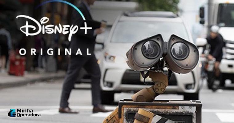 Série original do Disney+