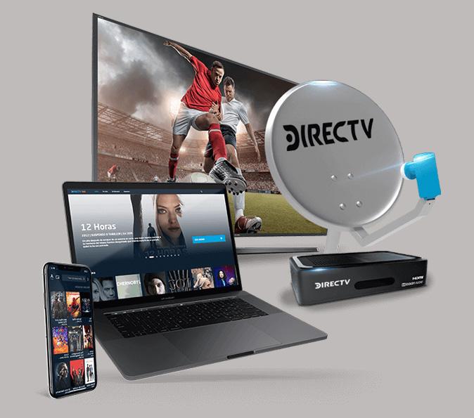 DirecTV Go - Divulgação
