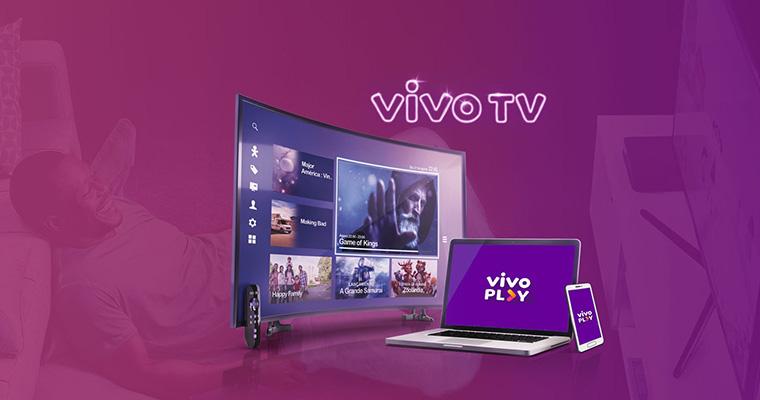 Divulgação Vivo TV