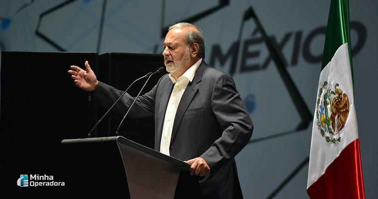 Carlos Slim, dono da Claro.