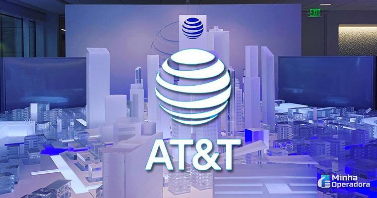 Divulgação do projetos cidades digitais da AT&T