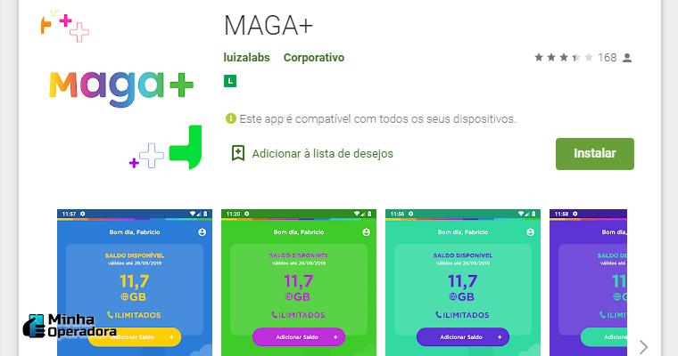 MAGA+ na Play Store