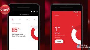 Novo aplicativo da Claro já está disponível
