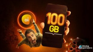 Black Friday: Oi oferta plano móvel de 100 GB por R$ 99,90