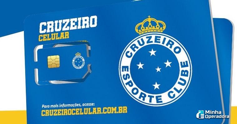 Divulgação Cruzeiro Celular
