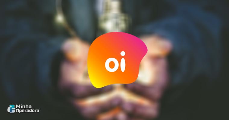 Logotipo da Oi