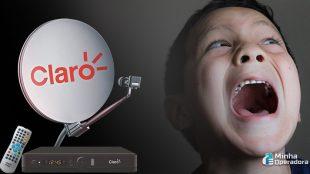 Procon determina abertura de canais abertos na Claro TV