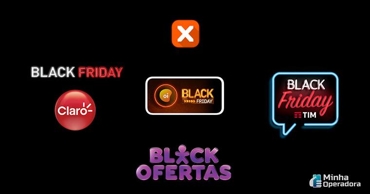 Black Friday das operadoras