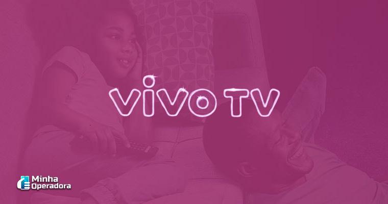 Divulgação da Vivo TV