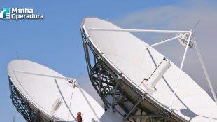 Anatel aprova consulta para licitação de posições de satélites