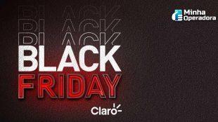 Black Friday: Claro controle e pós com dobro de internet