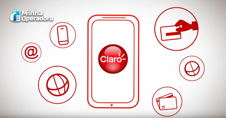 Claro lança plano pré-pago mensal com 6GB por R$ 19,99
