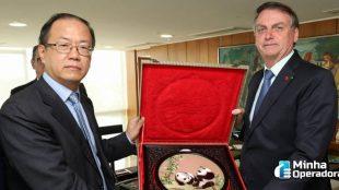 EUA faz pressão sobre o Brasil no caso Huawei