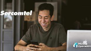 Sercomtel oferece planos pré-pagos semestral e anual com 8GB mensal
