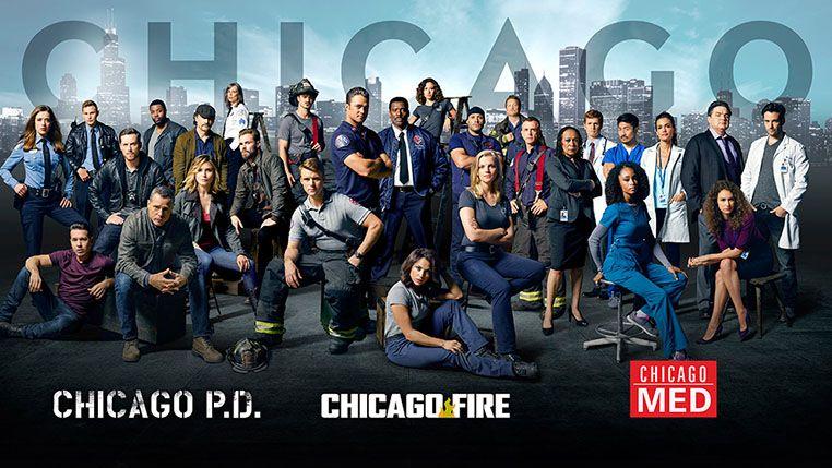 Séries da franquia Chicago