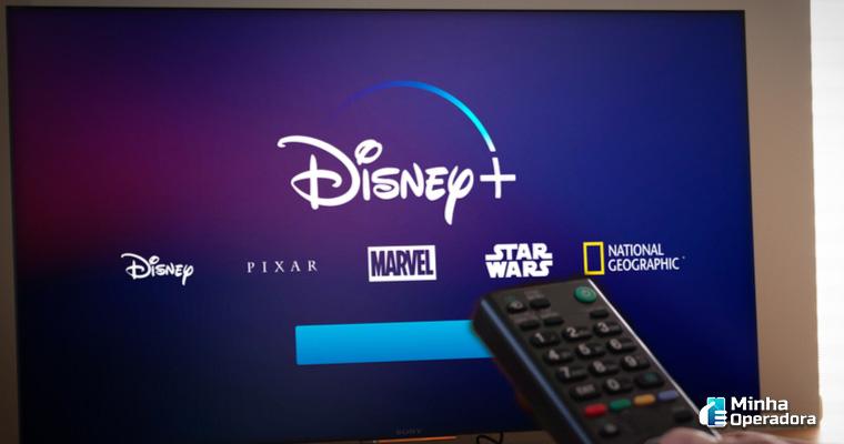 Ilustração Disney+