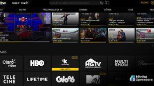 Claro net tv cobra R$ 90 para atualizar decodificador