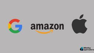 Inédito: Apple, Amazon e Google vão lançar produto juntas