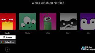 Netflix pode ter programação pré-selecionada para indecisos