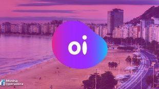 Oi amplia rede para atender Réveillon de Copacabana