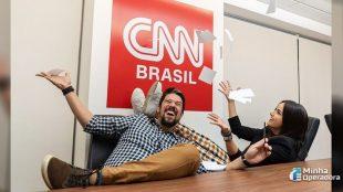 Primeiro comercial da CNN Brasil já está no ar