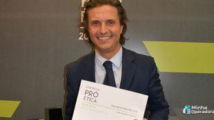 TIM é a primeira operadora nomeada no empresa Pró-Ética