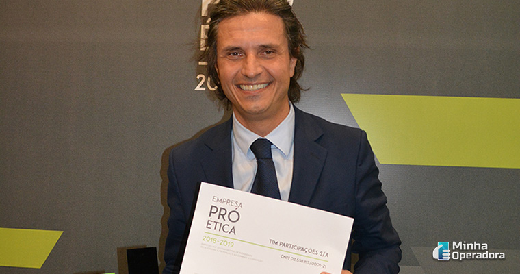 Piero Formica - Diretor de Compliance da TIM Brasil