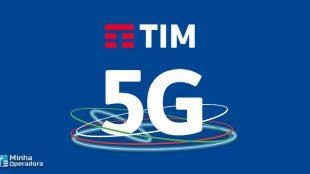 TIM apresenta sua visão para o 5G