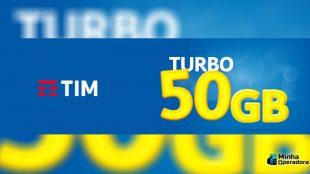 TIM surge com pré-pago anual de 50 GB por R$ 25 mensais