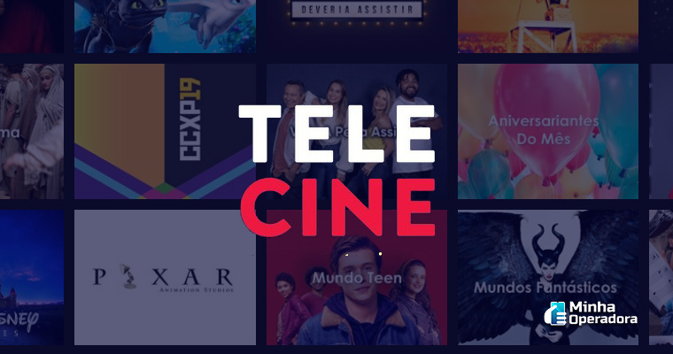 Site do Telecine Play