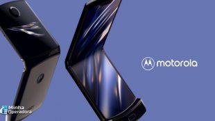 Vivo e TIM terão demonstrações do novo Motorola Razr