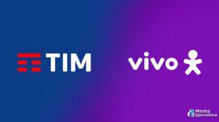 Vivo e TIM vão compartilhar 3G e 4G em mais de 800 cidades