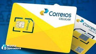 Casas lotéricas passam a recarregar chips da Correios Celular