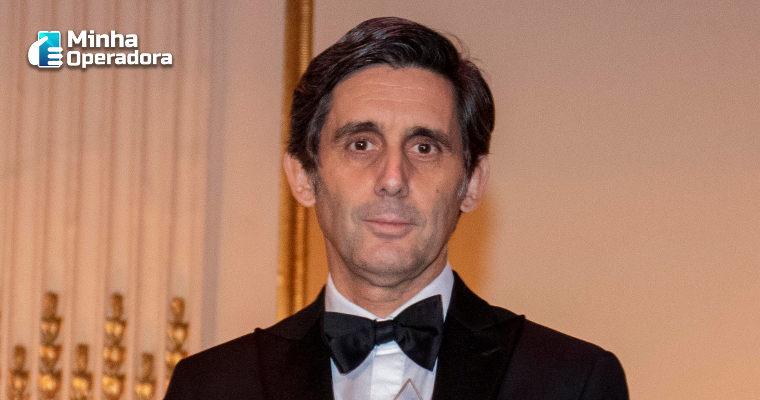 CEO da Telefónica Vivo é premiado como líder de negócios do ano
