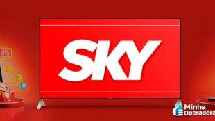 Novo canal entra na grade de programação da SKY