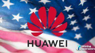 Novos celulares da Huawei já não tem componentes fabricados nos EUA