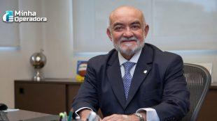 Presidente da Oi anuncia que deixará o cargo