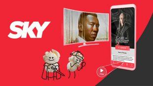 SKY disponibiliza mais 20 novos canais ao vivo sob demanda