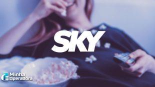 SKY lança novidade para cliente pré-pago