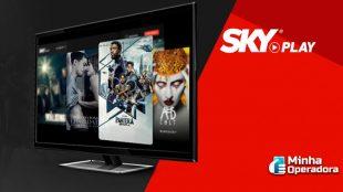 SKY Play promove retrospectiva dos melhores filmes do ano