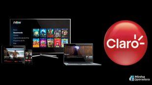 Assinaturas da Claro TV via satélite estão suspensas