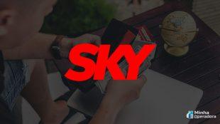 Cliente da SKY cancela serviço, mas continua com cobranças