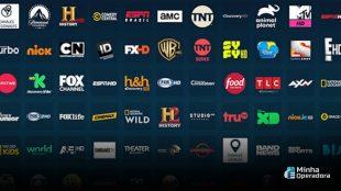 Confira qual foi o canal mais visto da TV paga em 2019