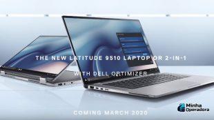Dell começa a apostar em notebooks com 5G