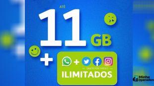 Insatisfeito com o Beta? TIM oferta plano de 11 GB por R$ 49,99