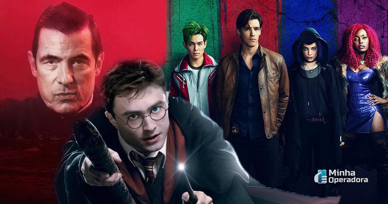 Divulgação Warner e Netflix