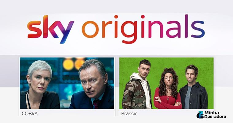 Divulgação Sky Originals